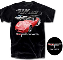 "C3 Corvette ""Life in the Fast Lane"""