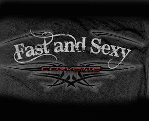 """Corvette Ladies """"Fast and Sexy"""""""