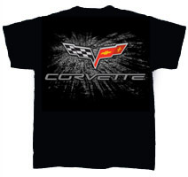 Corvette C6 CrossFlags