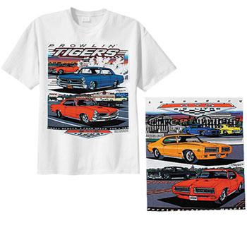 Pontiac GTO Prowlin' Tigers