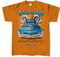 "Pontiac GTO ""The Tiger Scores Again!"""