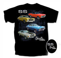 "Chevelle by Chevrolet ""Bad SS"""