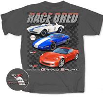 Corvette Grand Sport Race Bred
