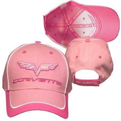 C6 Corvette Cap (Pink)
