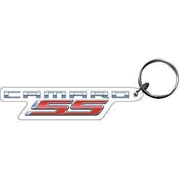 Camaro SS Keychain