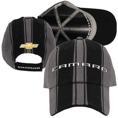 Camaro Black/Grey Cap