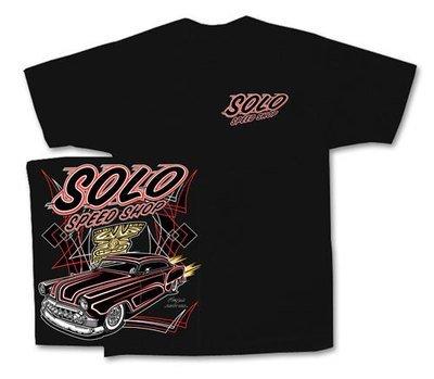 Solo Speed Shop 53 Kustom