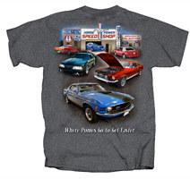 Mustang Speed Shop