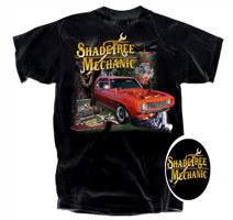 Camaro ShadeTree Mechanic