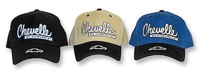 Chevelle by Chevrolet Cap