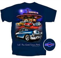 Chevrolet Nightime Drive In
