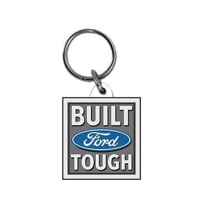Built Ford Tough Keychain