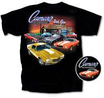 Camaro 2nd Generation Garage