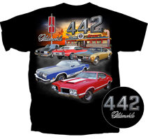 Oldsmobile 442 Cutlass Diner