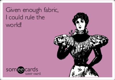 Any Fabric Design (10+ yards)