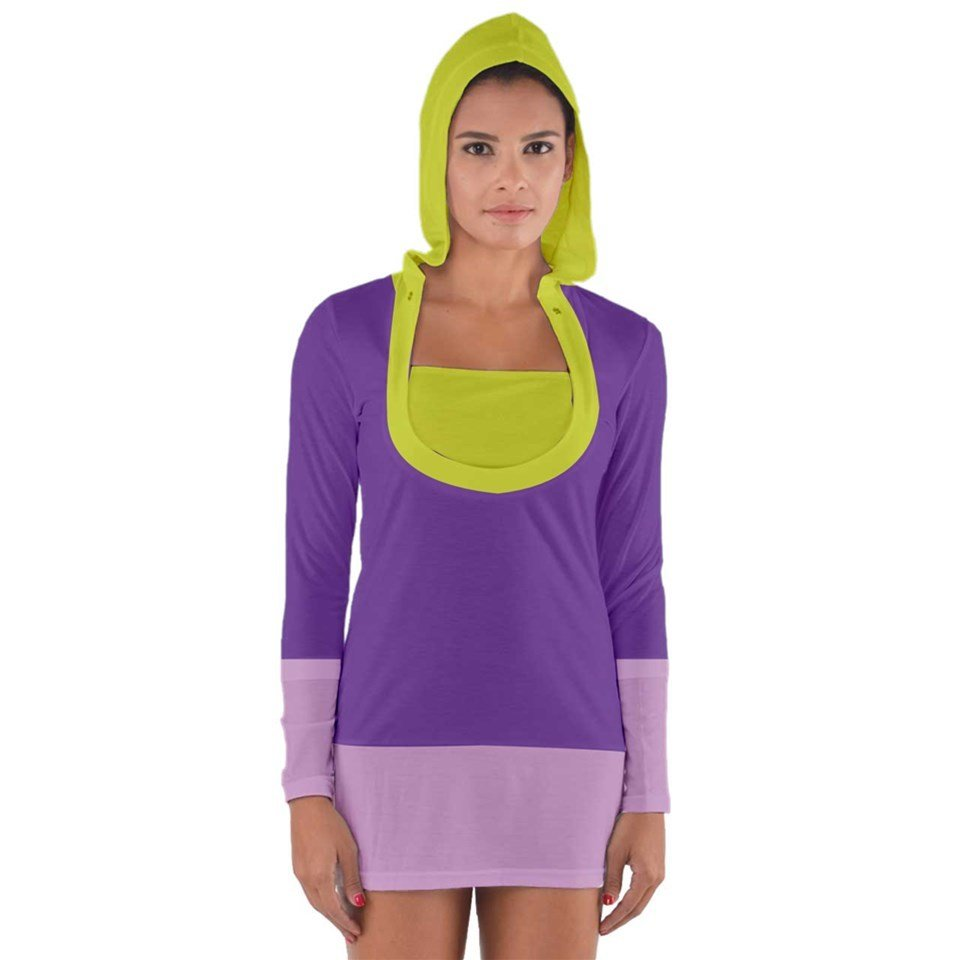 Daphne Hooded T