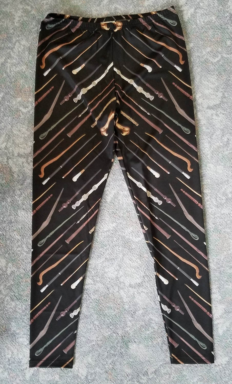 Wizarding Wands Leggings