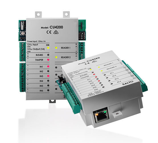 SALTO XS4 2 0 Offline AUX / Online SVN Door Control Units
