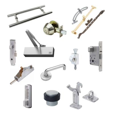 Architectural hardware Wellington Door window security