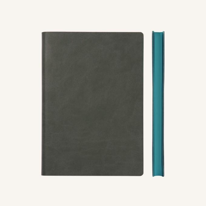 Signature vonalas jegyzetfüzet - A5 , szürke