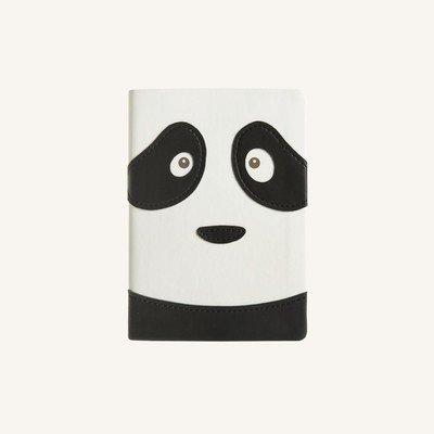 Animal Pals vonalas jegyzetfüzet - A6, panda