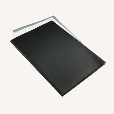 A4 dokumentum mappa -fekete