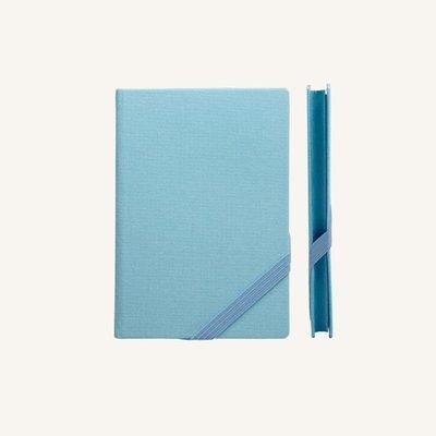 Make My Day vonalas jegyzetfüzet - A6 , Égkék