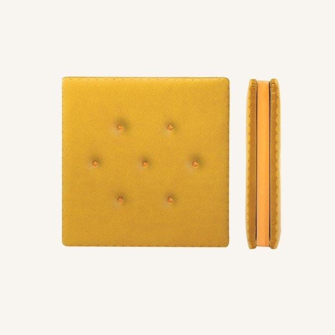 Cookie Bookie vonalas jegyzetfüzet - Cheese cracker