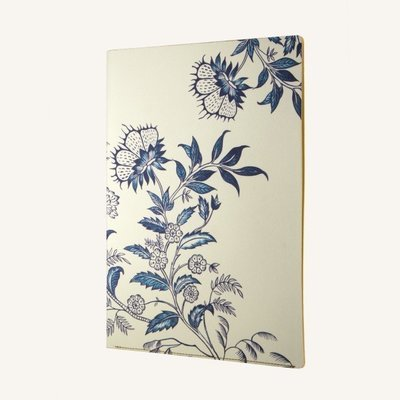 Flower Wow A4 dokumentum mappa -Cearmic White