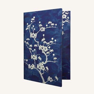 Flower Wow Boríték irattartó -Ceramic Blue