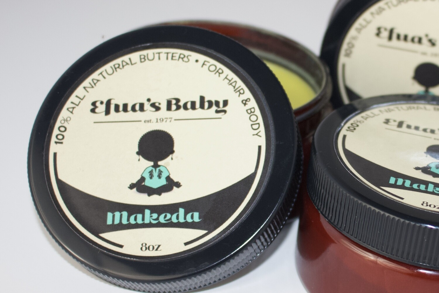 Makeda 8oz QUEEN Series Body Butter