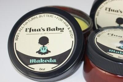 Makeda 8oz QUEEN Series Body Butter