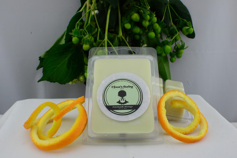 Patchouli/Orange, Soy Aroma Melts