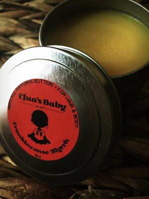 4oz Frankincense/Myrrh Hair & Body BUTTERS