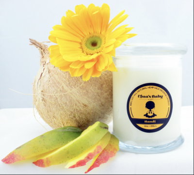 Nandi 12oz QUEEN Series Soy Massage Candle