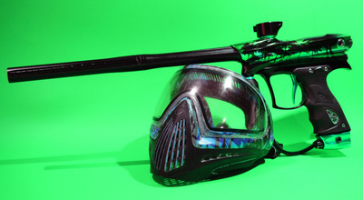 Buono regalo Paintball o Softair Verde 150 colpi