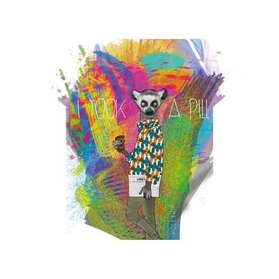 Lemure - maglietta Holi Trip limited edition