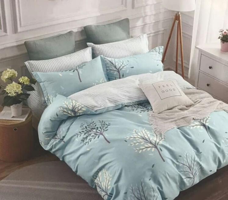 Haverhill Stripe Flowery bedding set LBF855