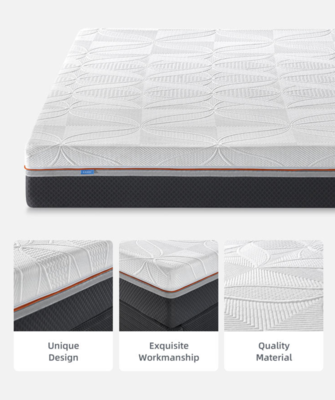 EA-Simmons Cloud Sensation (Hybrid) Mattress