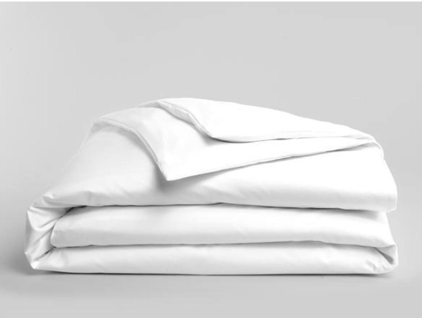 Solid White Duvet Cover SCC 888