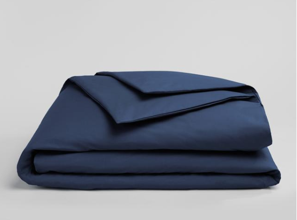 Solid Navy Blue Duvet Cover SNB600