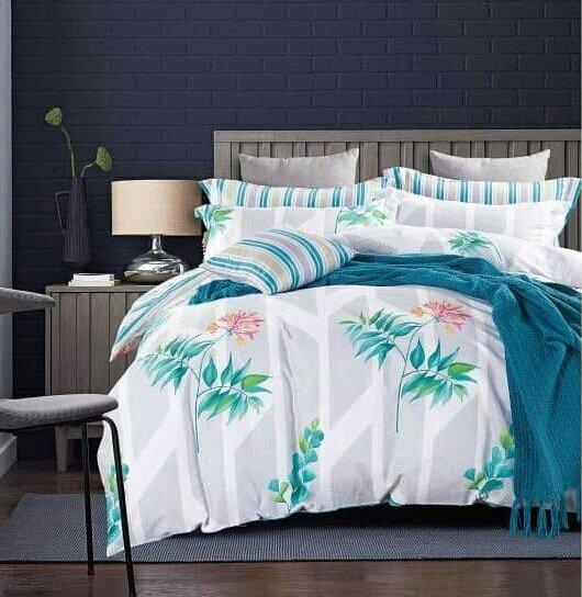 Astrid Flower patch bedding set AFP980