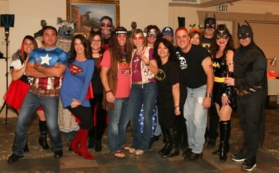 Wayne UNICO Halloween Party (10/26@7pm) - Portobello Banquets in Oakland, NJ