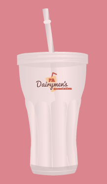 Commemorative Milkshake Cup