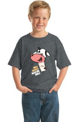 Youth Grey Milkshake T-Shirt