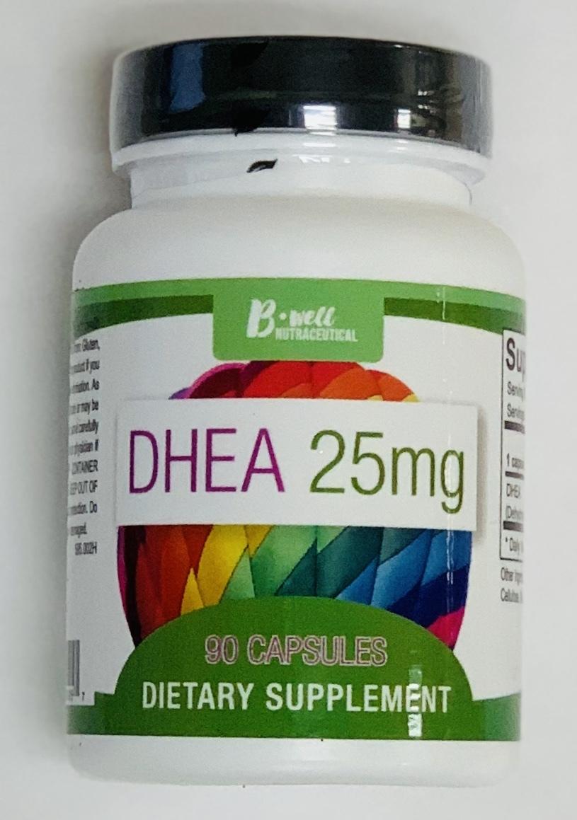 DHEA 25mg 00182