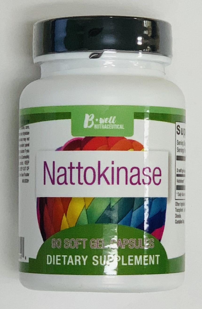 Nattokinase 00189