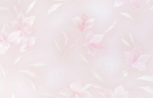 Лилии. Артикул: 1060Х.  обои для стен с лилиями,  горячее тиснение.