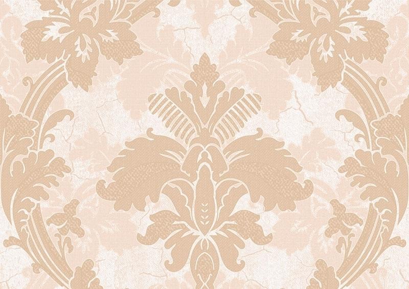 Верона. Обои  для гостиной. Виниловые на флизелиновой основе. Варианты цветов: персиковый,коричнево-серый, шоколадный, золотисто-белый, бежевый.