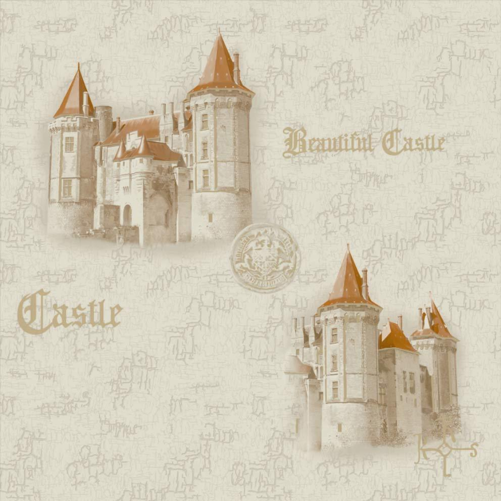 Замок 8470
